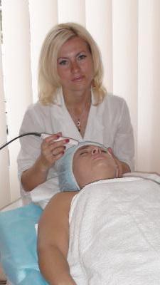 массаж, косметолог, врач, марусич, кривой рог, уход за лицом, недорого